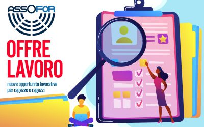 Assofor OFFRE LAVORO